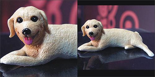 用轻土做的小动物图片
